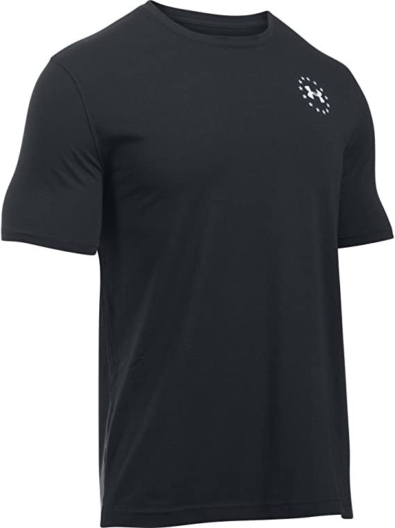 Under Armour 1299257 Men/'s UA Freedom Flag Tee Short Sleeve T-Shirt Size S-3XL