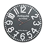 Hamptons Collection Antique Wall Clock