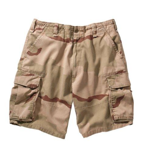 Rothco Desert Camouflage Cargo Shorts ()