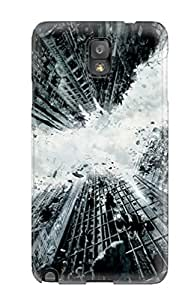 Awesome The Dark Knight Rises 58 Flip Case With Fashion Design For Galaxy Note 3