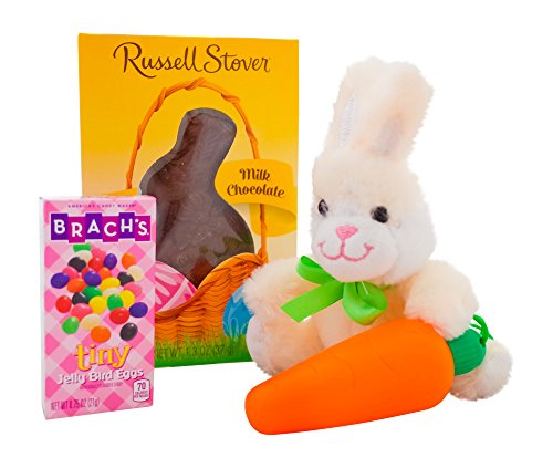 Easter Bunny Gift Set with Chocolate and Carrot Bubbles - Ma