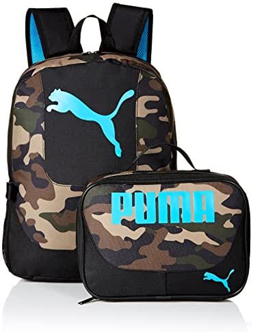 PUMA Boy's Backpacks and Lunch Boxes