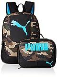PUMA Little Boy's Puma Grub Combo Kit Accessory, camo/blue, Youth