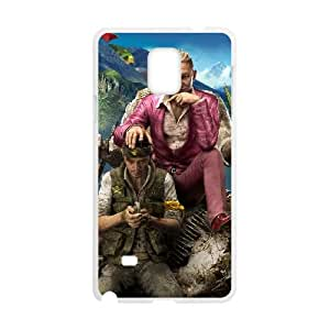 far cry 4 Samsung Galaxy Note 4 Cell Phone Case White Customized gadgets z0p0z8-3664610