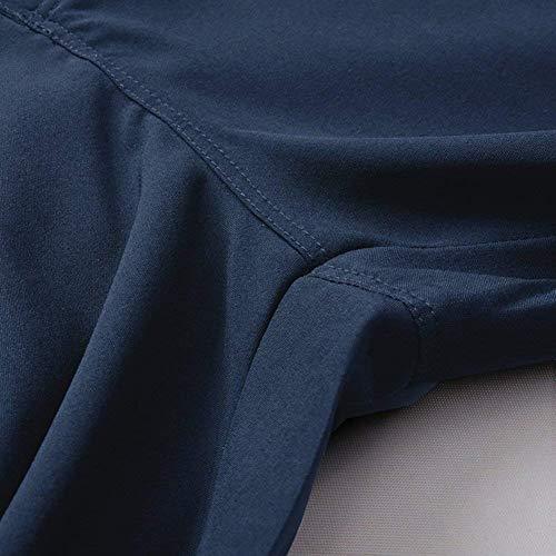 Avec Respirables Unies De Des Plage Vêtements 3 Blau Poches Garçons Air Shorts Sports Courts Hommes Pour Métrages Plein 4 Couleurs Fête dqwYOH7x