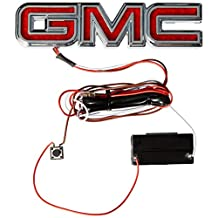 Reese Towpower 86091 Licensed LED Logo Light with GMC Logo