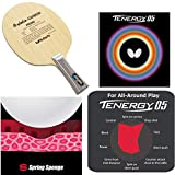 Butterfly Viscaria Pro-Line Ping Pong Racket
