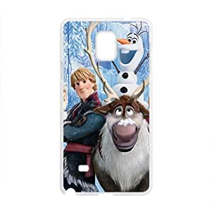 Frozen fresh cartoon design Cell Phone Case for Samsung Galaxy Note4