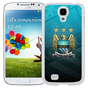Beautiful And Unique Designed Case For Samsung Galaxy S4 I9500 i337 M919 i545 r970 l720 With Manchester City 6 (2) Phone Case