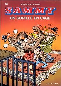"""Afficher """"Un gorille en cage"""""""