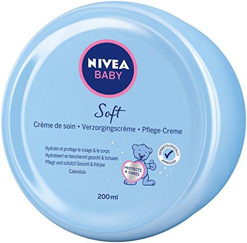 Nivea Baby Soft Creme (1 x 200 ml)