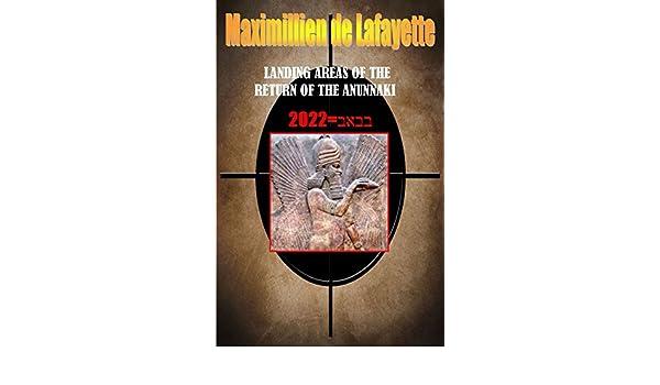 LANDING AREAS OF THE RETURN OF THE ANUNNAKI (English Edition ...