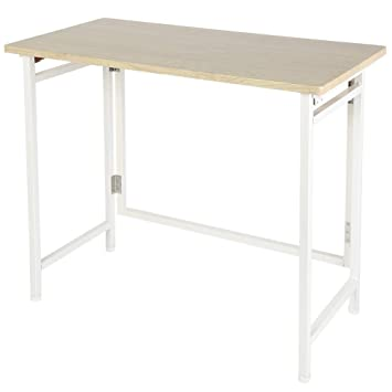 Amazon Com Yosooo Folding Laptop Table Flip Flop Tv Table