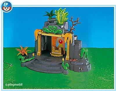Abenteuer Playmobil Tempel Dschungel