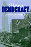 Making Democracy, James Ockey, 0824827813