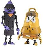 crow robot - Bandai 244790 Pikachin Robot Clean Crow Duke & Detective Armadillo Sherlock Set