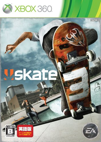 Skate 3 [Japan Import] by Electronic Arts