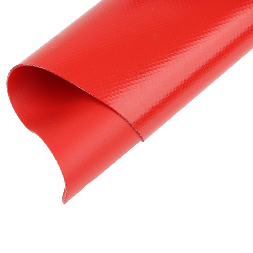 IPOTCH Kit Patch de R/éparation en PVC pour Bateau Gonflable Pneumatique