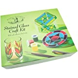 Stained Glass Craft Kit