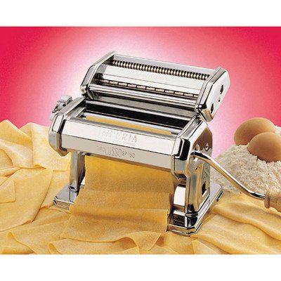 Imperia Home Pasta Machine with Optional Attachments (Cucina Pro Pasta compare prices)