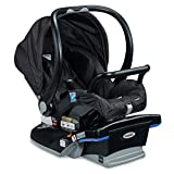 Combi Lightweight Infant Car Seat with Side Impact and Anti Rebound - Base Included– Shuttle 35 – Jet Black