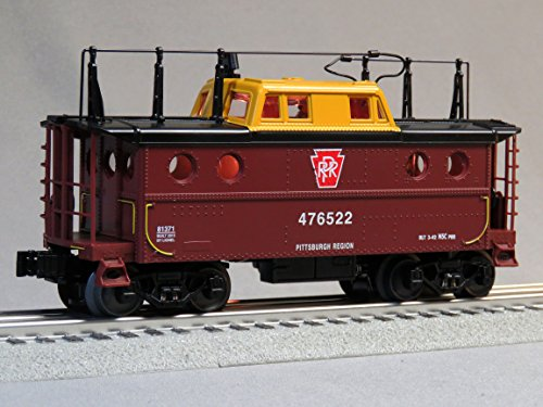 LIONEL PRR LIGHTED PORTHOLE CABOOSE ROOF ANTENNA o for sale  Delivered anywhere in USA