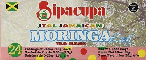 Moringa Tea (100% Leaves) by SipaCupa
