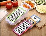 Adjustable Vegetable Cutter Onion Slicer Mandoline Slicer -...