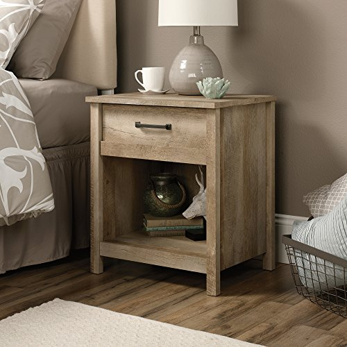 Sauder Furniture Cannery Bridge Lintel Oak Country 4 Drawer Dresser Chest 416859 (Country 6 Drawer Dresser)