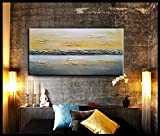 Tyed Art- Abstract Landscape Paintings, Oil