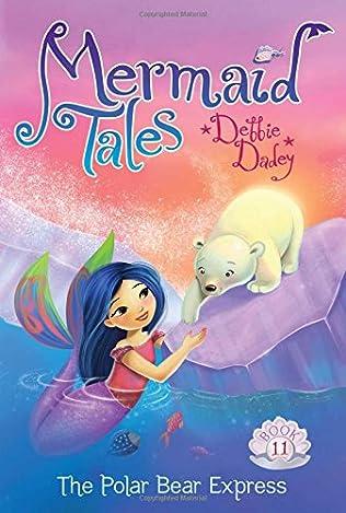 book cover of The Polar Bear Express