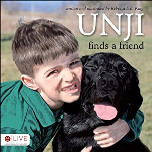 Unji Finds a Friend Audiobook