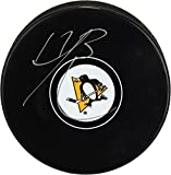 Bryan Rust Pittsburgh Penguins Autographed Hockey Puck - Fanatics Authentic Certified - Autographed NHL Pucks