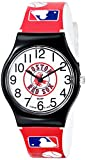 "Game Time Youth MLB-JV-BOS2 ""JV"" Watch - Boston Red Sox ""Sox Logo"""