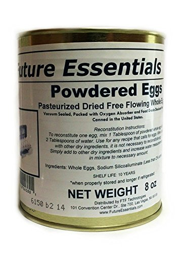 Future Essentials Canned Powdered Eggs (8 oz)