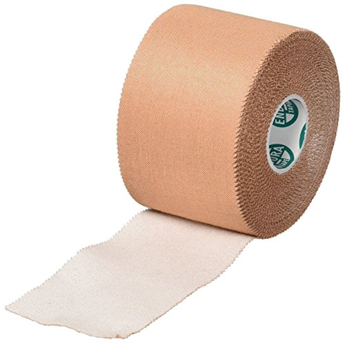 Sammons Preston EnduraSports Adhesive Tape, 30 Rolls, for Lower Extremity, Patellofemoral, Shoulder Treatment, Sticky Rigid Tape for Realignment Physical Therapy, Muscle Support & Recovery Taping ()