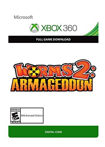 Worms Armageddon Xbox Digital Code