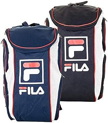 Fila Heritage Tennis Backpack, Peacoat One Size: Amazon.com ...