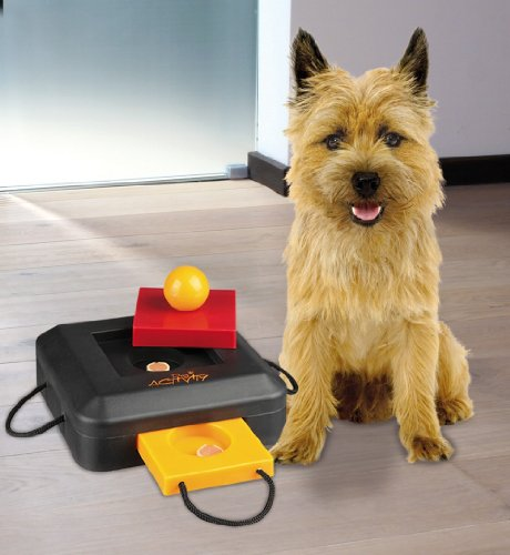 Trixie Dog Activity Gamble Box, 15 × 9 × 15 cm 2