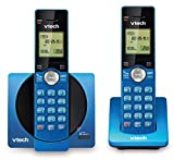 Best Wireless Telephones - VTech CS6919-25 Dect 6.0 2 Handset Landline Telephone Review