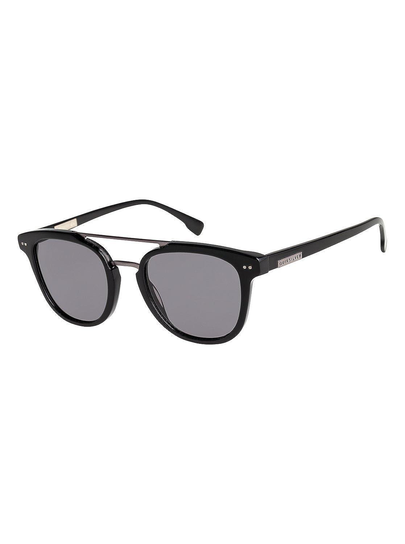 Quiksilver Baltimore - Sunglasses for Men - Sunglasses - Men - ONE SIZE -  Black  Quiksilver  Amazon.co.uk  Clothing 504bade39e