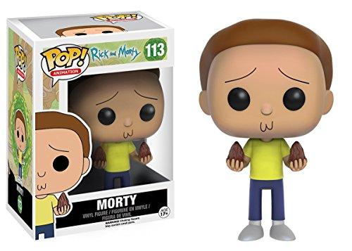 Funko POP Animation: Rick & Morty - Morty Action Figure