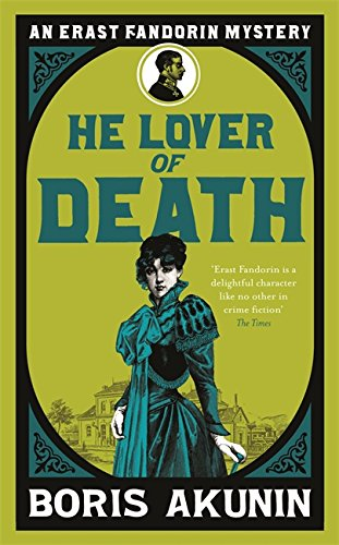 book cover of He Lover of Death