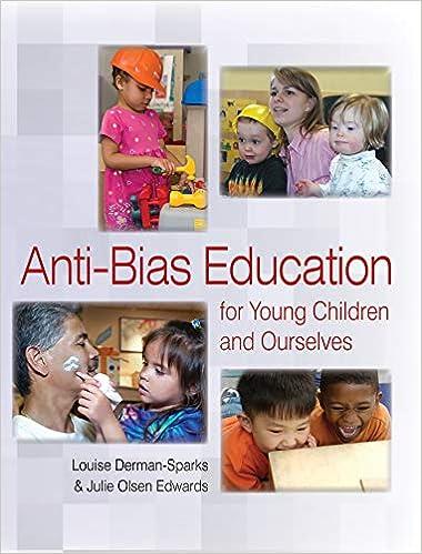 derman sparks anti bias curriculum
