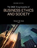 img - for The SAGE Encyclopedia of Business Ethics and Society book / textbook / text book