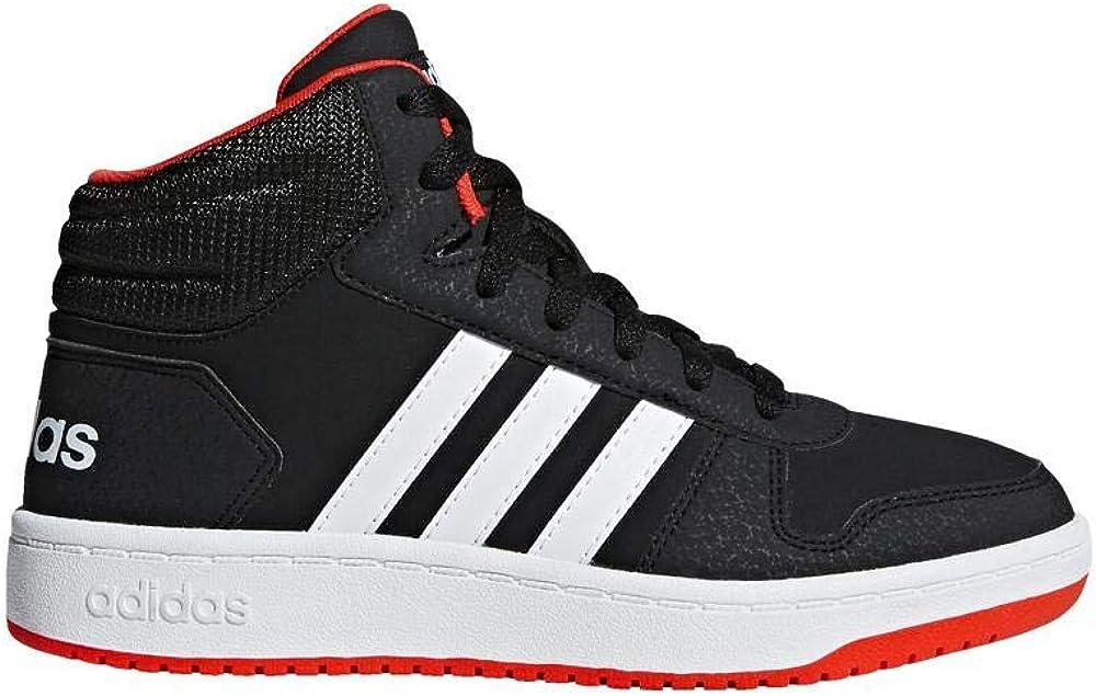 adidas Hoops Mid 2.0 K Chaussures de Basketball Mixte Enfant