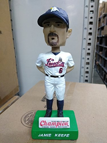Jamie Keefe Florence Freedom Bobblehead by Bobble Head