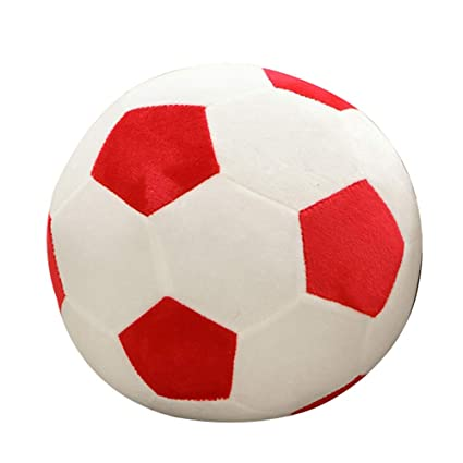 Toy Del Coppa PelucheBambola In Plush Cuscino Da Calcio A43RcjL5q