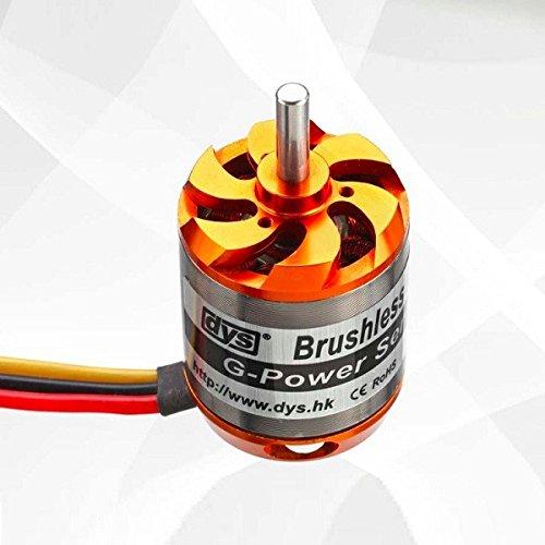 Quickbuying Upgraded DYS D3548 3548 790KV 900KV 1100KV Brushless Motor for RC Models