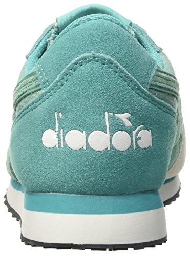 Basso Ceramica Diadora verde A Sneaker – Collo run C K Adulto Ii Unisex Chiaro Verde r0qwn4RF0O